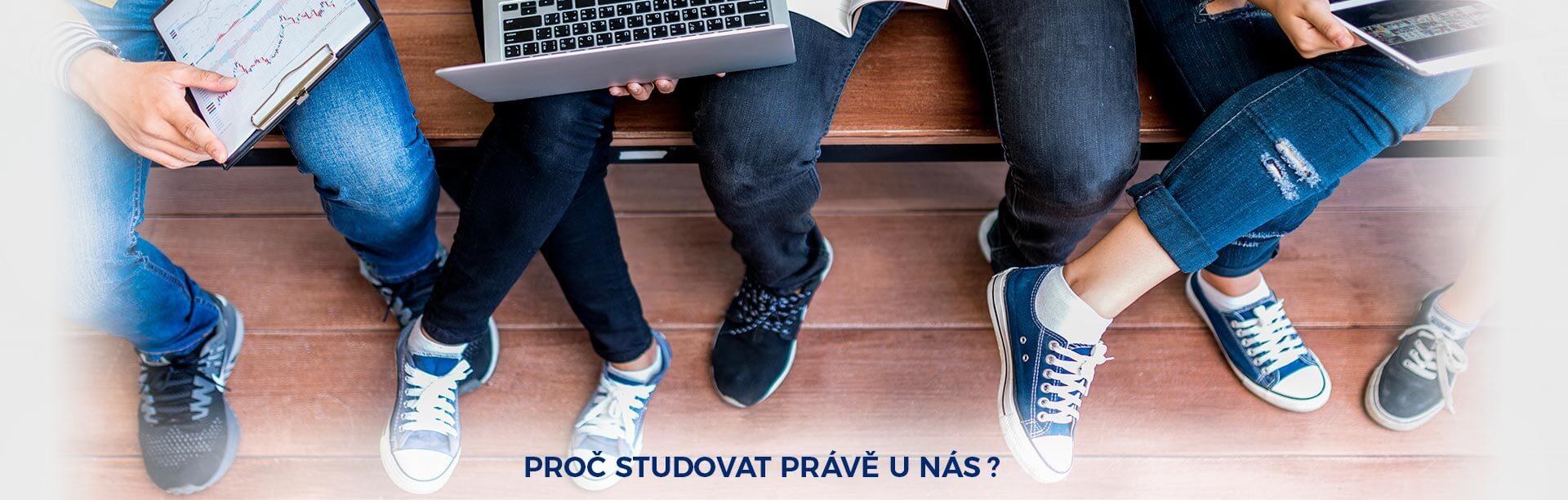 Proč studovat právě u nás ?