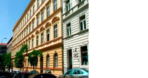budova Moravská