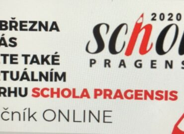Promo školy na Schola Pragensis